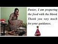 African Woman Cook With Menstrual Blood For Husband