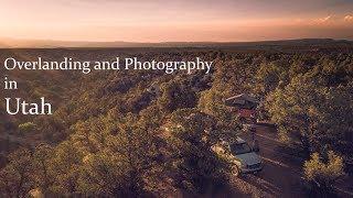 Overland Camping in Utah