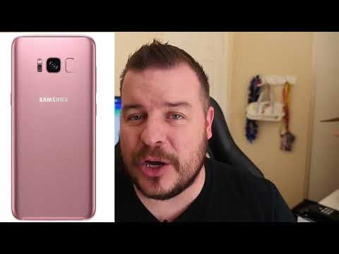 Google Officially Buying HTC | LG V30 Shipping Soon | Galaxy S8 Pink Color