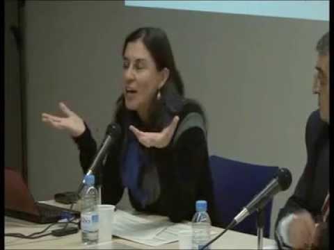 """Carmen Barradas. La vanguardia olvidada"".Conferència d'Adriana Santos Melgarejo 06/02/2014"