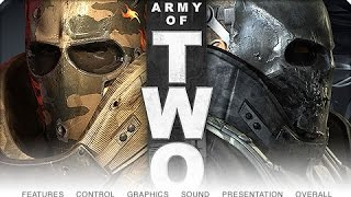 Army of Two all cutscenes HD GAME