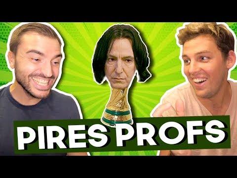 Coupe du monde des pires Profs feat. Pierre Croce