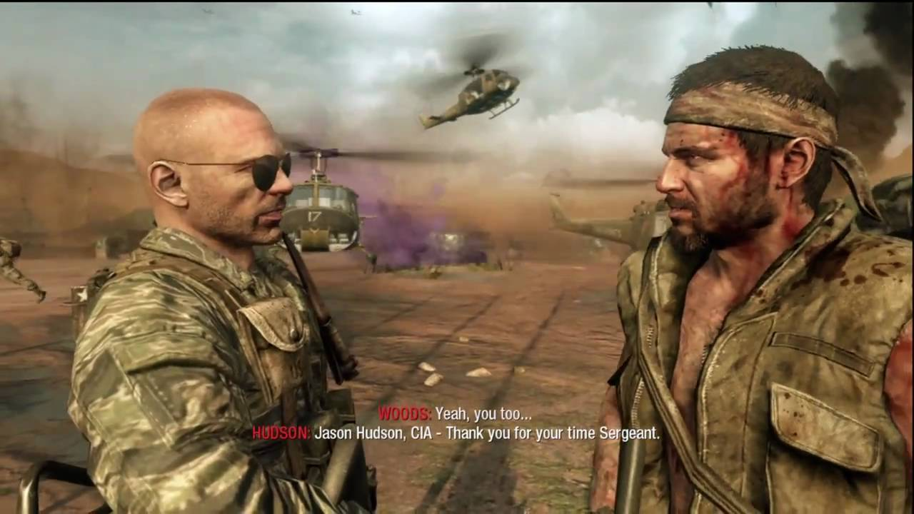 Call of Duty: Black Ops 2 GAMEPLAY