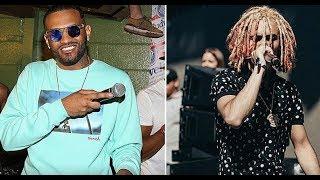Joyner Lucas remixes Lil Pump 'Gucci Gang' and seemingly disses pump. He later says it wasn't a diss thumbnail