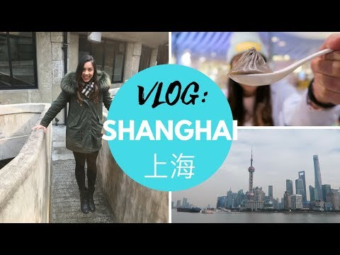 China Travel Vlog: SHANGHAI