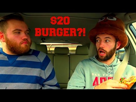 Burgerville Food Review- Special Guest!!