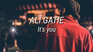Ali Gatie - It's You [Bass Boosted]🎧
