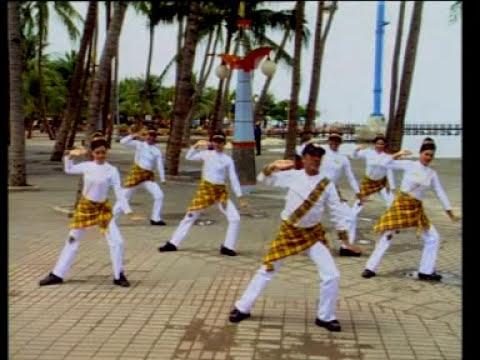 Senam Dendang Melayu [Official Music Video]