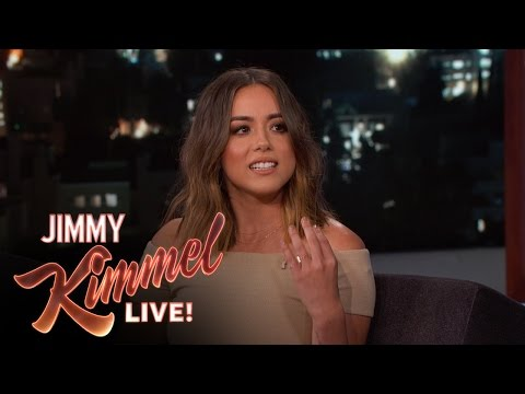 Chloe Bennet Sings like Britney Spears and Macy Gray