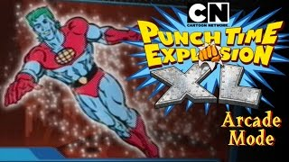 Captain Planet - Cartoon Network: Punch Time Explosion XL