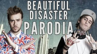 Fedez & Mika - Beautiful Disaster [PARODIA] - PanPers
