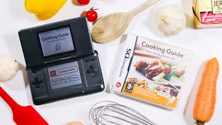 Trying to COOK With The Nintendo DS