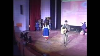 River Narmada Duet Singing - Aiyaswamy Culturals 2014