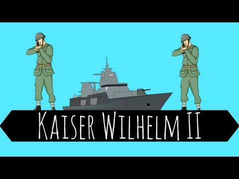 Kaiser Wilhelm II - His Foreign Policy - GCSE History