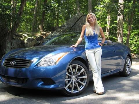 2010 infiniti g37 convertible road test review with jessi lang 2010 infiniti g37 convertible road test review with jessi lang by roadflytv youtube sciox Images