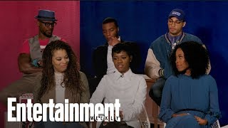 'All American' Cast On Gratification They Feel For Being A Part Of This Show | Entertainment Weekly
