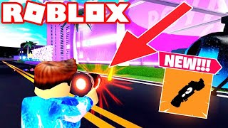 HOW TO GET THE DEATH RAY ON ROBLOX!!! LIVE STREAM!!!!!