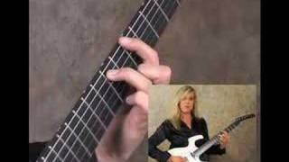 Beginner Blues rhythm guitar Lesson How to play blues guitar