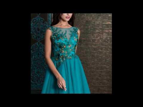 Мода и стиль Модные коктейльные и вечерние платья для