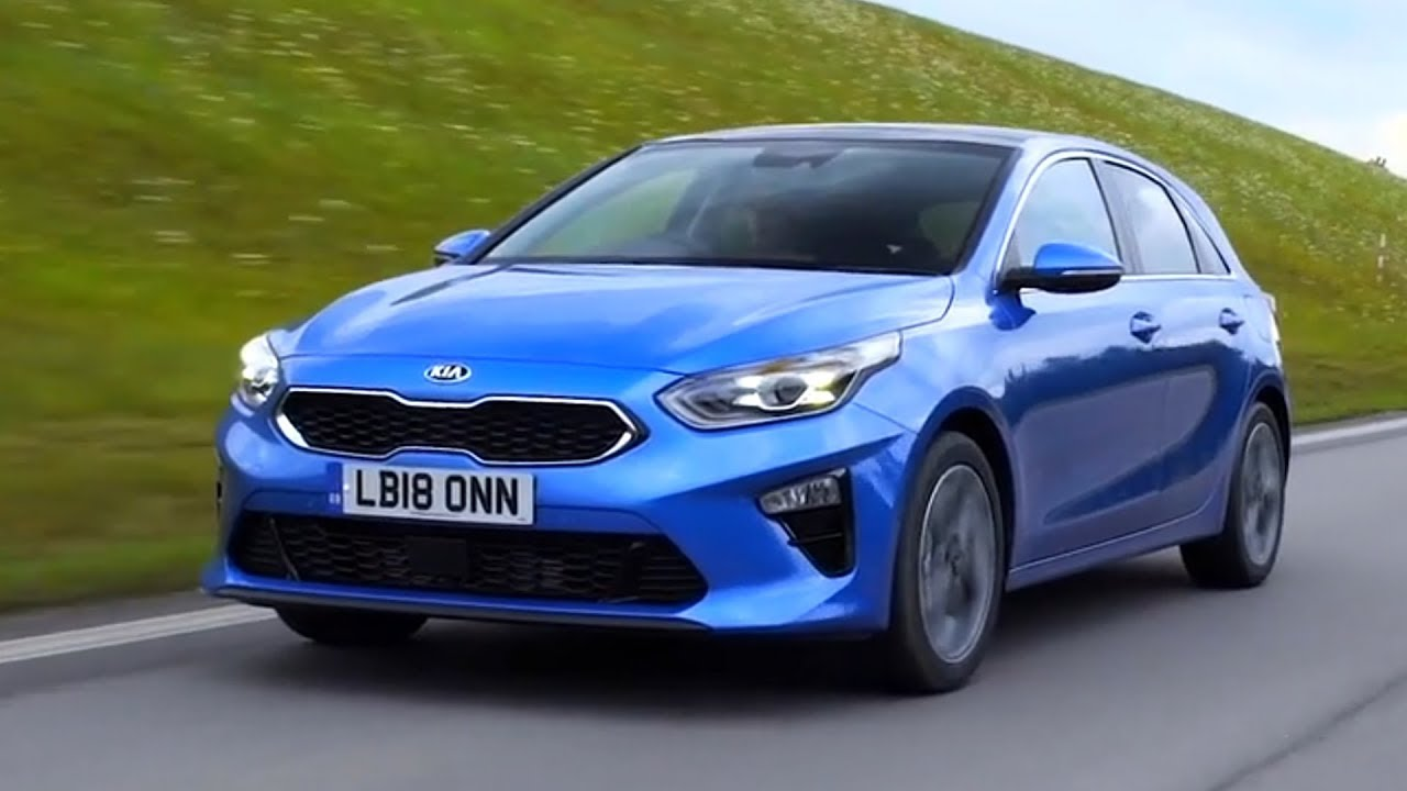 2018 kia ceed first edition 1 4 t gdi driving interior. Black Bedroom Furniture Sets. Home Design Ideas