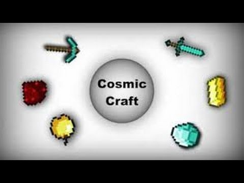 how to make a minecraft server like cosmic