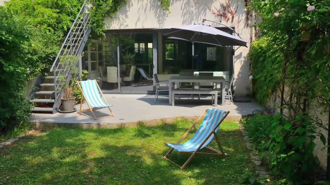 Maison loft vendre boulogne billancourt youtube - Maison jardin fille boulogne billancourt ...