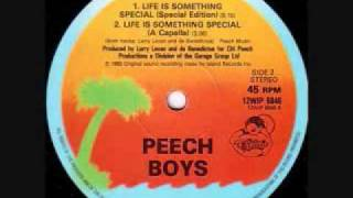 PEECH BOYS - LIFE IS SOMETHING SPECIAL (SPECIAL EDITION)