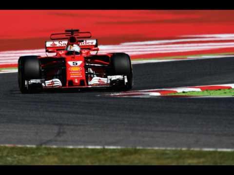 F1 2017 Spanish GP - Sebastian Vettel Post Qualifying Team Radio