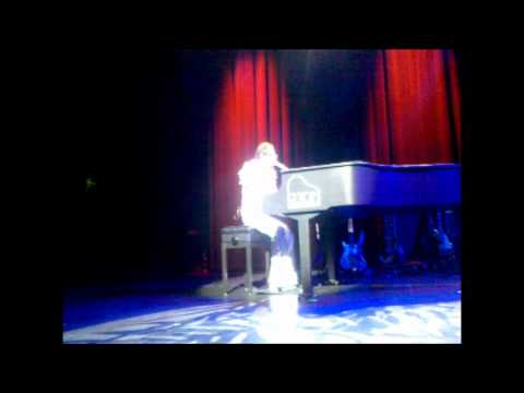 Empty Garden-Elton The Early Years/ The Fab Four- Club Nokia 10/9/2010