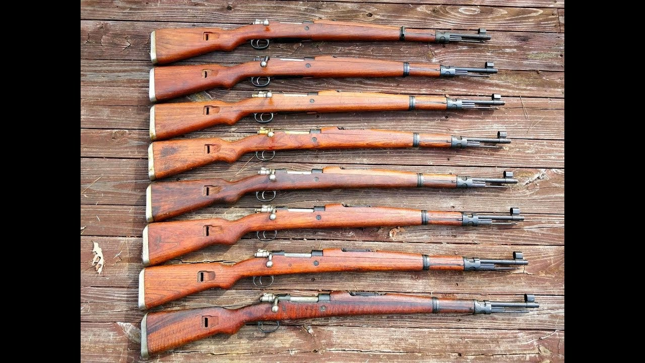 Crate of Yugoslavian M48 Mausers
