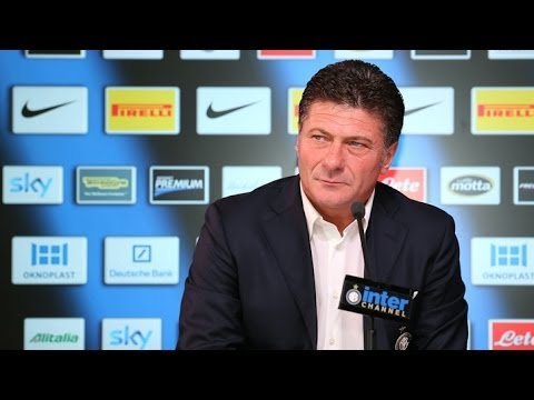 Live! Conferenza Mazzarri pre Udinese-Inter 02/11/2013 h. 11:30 CET