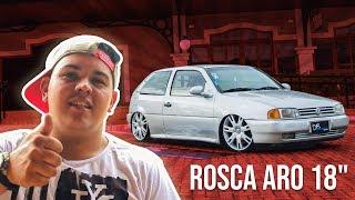 GOL BOLA NO ARO 18 E SUSPENSÃO DE ROSCA | CarEliteBR