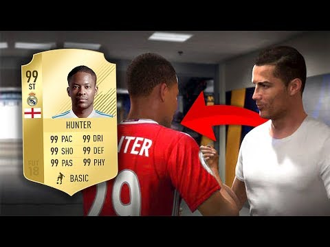OFFICIAL THE JOURNEY 2 GAMEPLAY! (FIFA 18 DEMO)