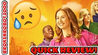 Unbreakable Kimmy Schmidt Season 3 [RANT REVIEW] (Disappointed)