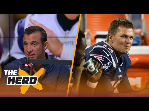 How much room for error does Patriots QB Tom Brady have going into 2017-18 NFL season? | THE HERD