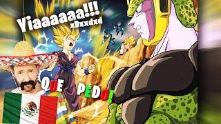 Un Mexicano Reacciona a Dragon Ball Z de España