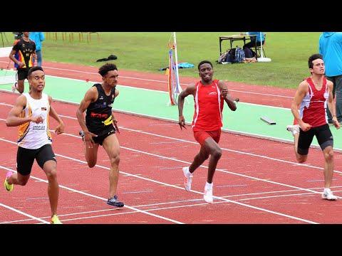 400m CAM -  Championnats de France Cadets, Juniors DREUX