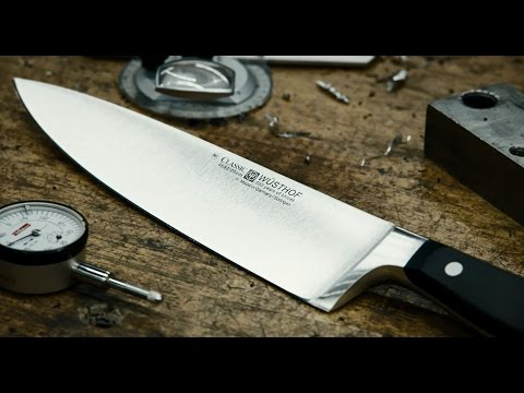 "Wüsthof-Trident 46571/20 8"" Artisan Butcher Knife video_2"