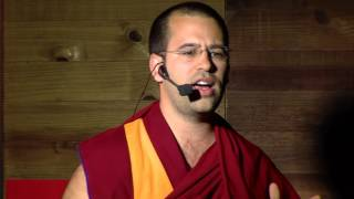 Sentido da vida | Lama Michel | TEDxLaçador