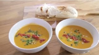 Quick And Easy Root Vegetable Soup