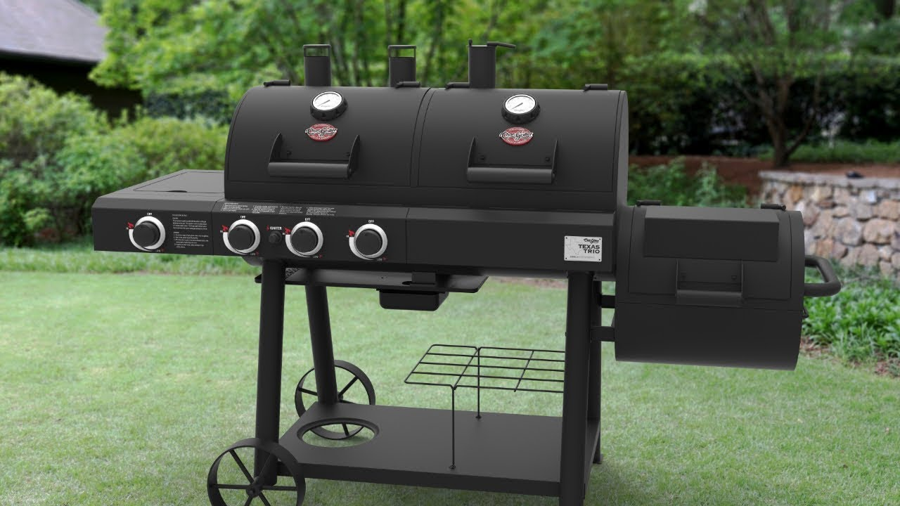 Texas Trio Grill Giveaway Bbq Wars Tour Wrap Up