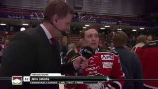 MrMadhawk.se Leksand - Malmö 2015-04-02 HELA MATCHEN PLUS SÄNDNING
