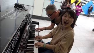 Japanese Girl Hears Boogie Woogie For The First Time