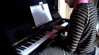 Oscar Peterson - Jazz Minuet n.3 (Piano study)