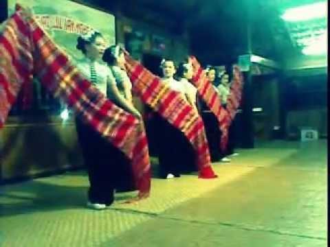 Múa Thái Sơn La - Bức Tranh Thổ cẩm.3gp