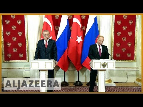 🇷🇺 Russia, Iran, Turkey to hold fourth round of Syria talks in Sochi | Al Jazeera English