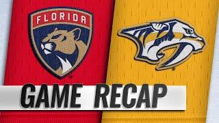 Ekblad sets club record, Panthers top Predators