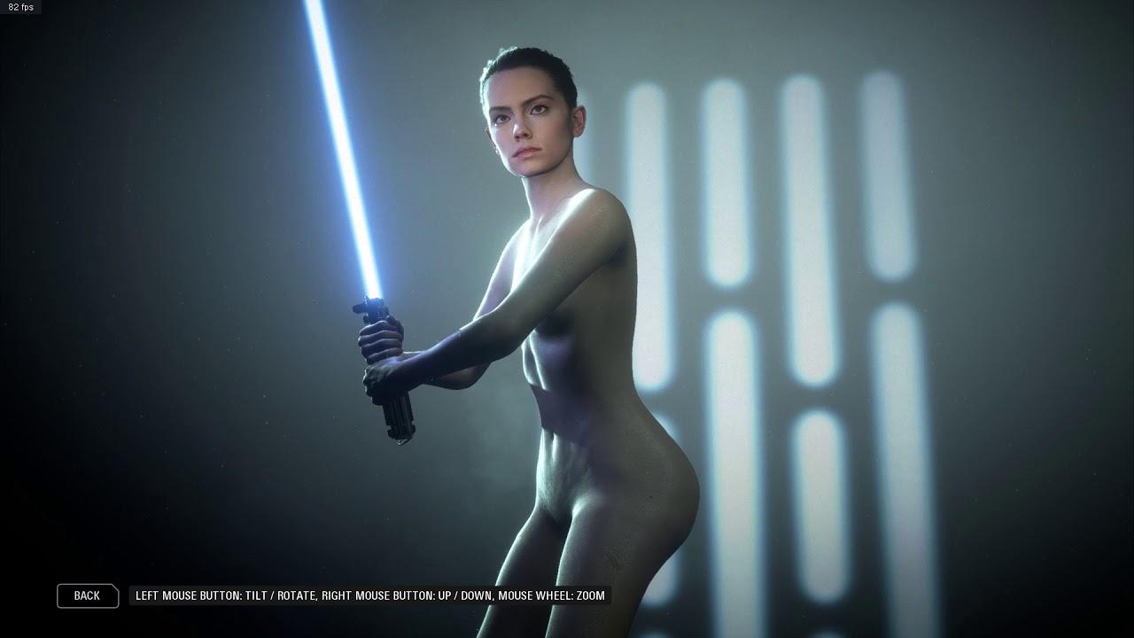 Star nackt ray wars Rey (Star
