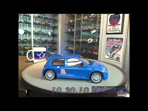 Car Room TV: Otto Mobile 1:18 Cars