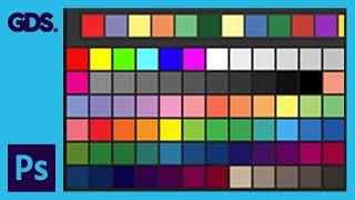 Farbe in Adobe Photoshop Ep7/33 [Adobe Photoshop für Anfänger]